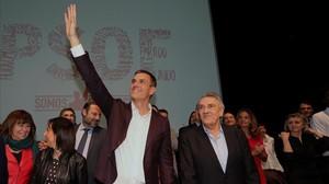L'equip de Pedro Sánchez presumeix de la participació que genera en el PSOE