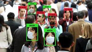 09/06/2020 Uso de la tecnología LogMask para detectar el uso de mascarillas