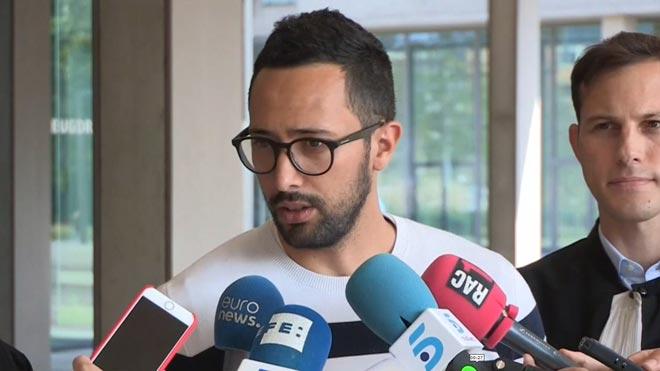 Valtònyc: Estoy contento. El caso está cogiendo fuerza.