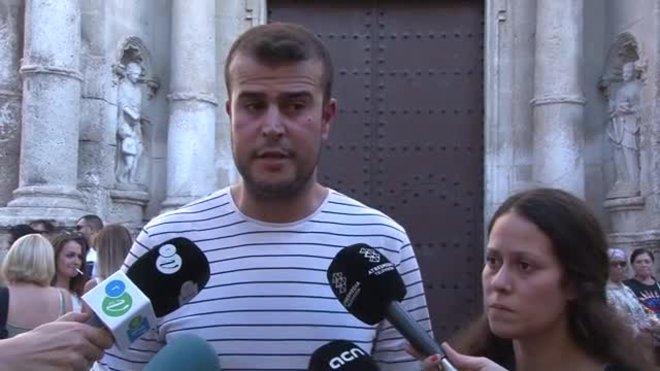 El germà de la noia assassinada al Port Olímpic: «No ens ho podem permetre».