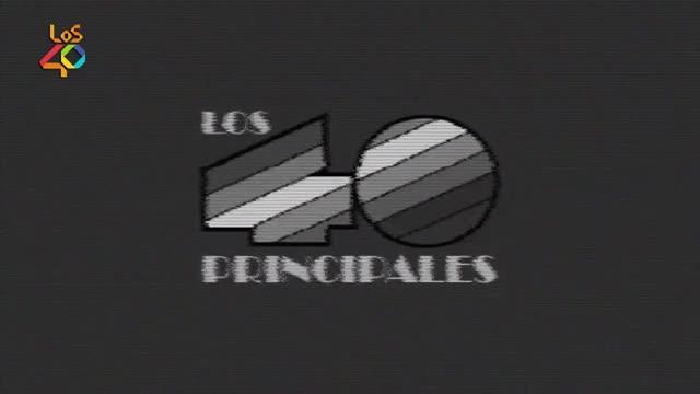Vídeo especial 50º aniversario de Los 40.