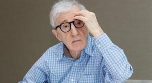 Woody Allen en la presentación de su película Café Society.