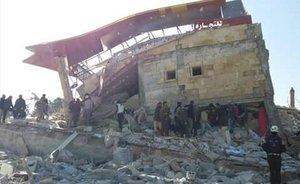 L'ONU demana explicacions a Rússia pel bombardeig d'hospitals sirians