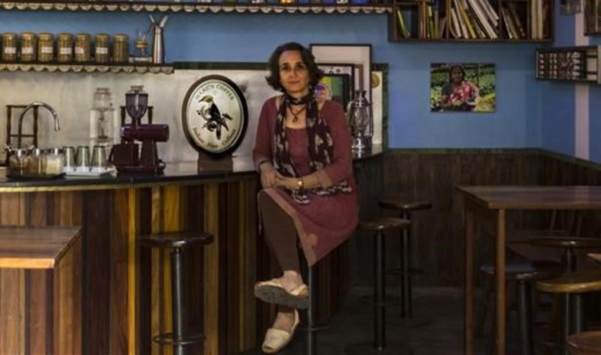Matilde Mir: «Decían que lo teníamos todo y no teníamos nada»