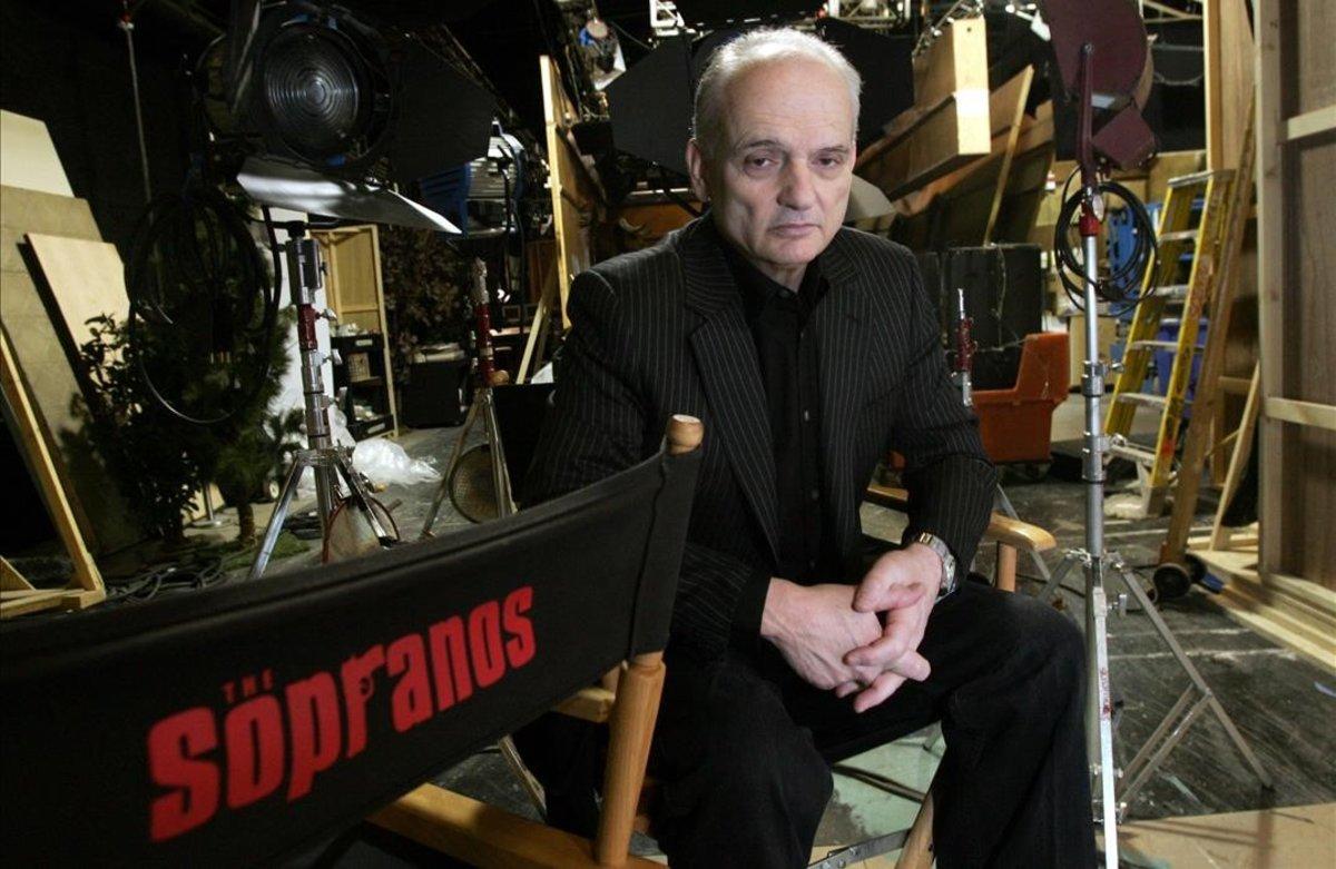 David Chase, 'auteur' de televisión