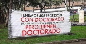 Tenen doctorat, però ¿són bons professors?