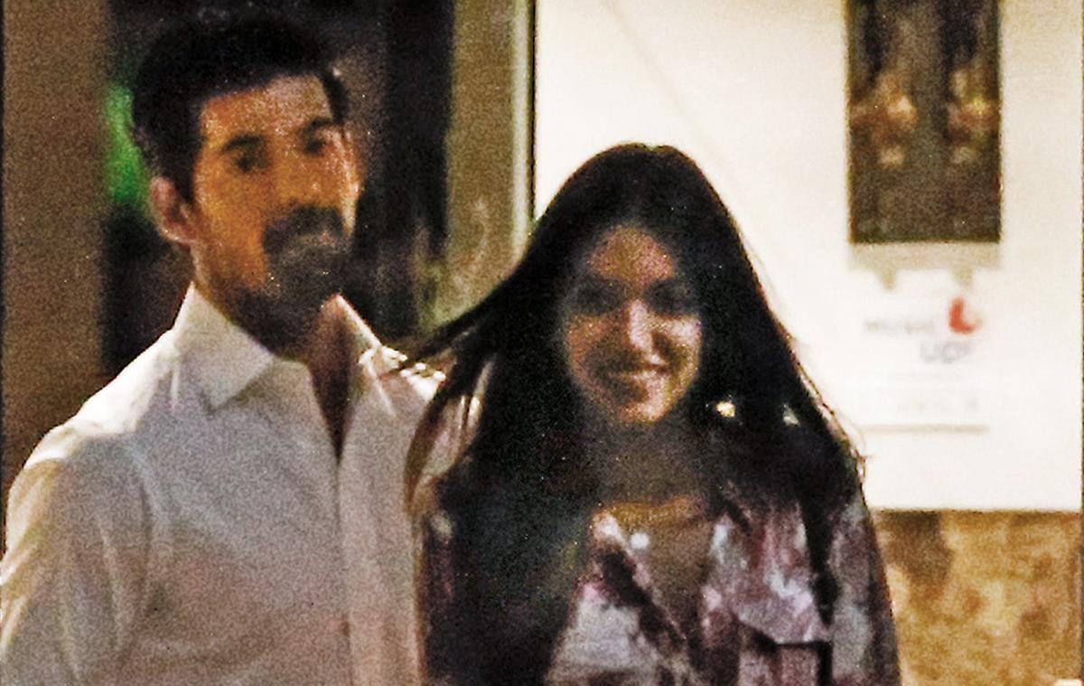 Miguel Ángel Muñoz y Ana Guerra.