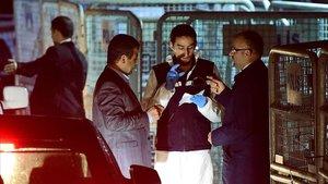 El presumpte assassí de Khashoggi va viatjar a Istanbul amb una serra