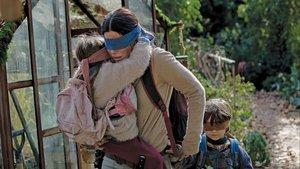 Una imagen de 'A ciegas'.