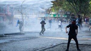 Investiguen la mort d'una fotoperiodista que cobria les protestes a Xile