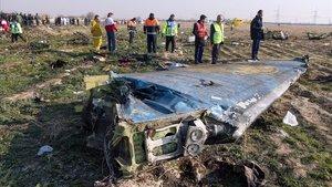 El Canadà i els EUA apunten que l'Iran va abatre l'avió ucraïnès de manera accidental