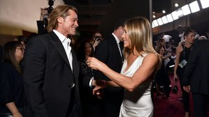 ¿Tendrían que volver a estar juntos Brad Pitt y Jennifer Aniston?