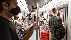 Barcelona estrena dilluns una incerta nova mobilitat