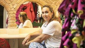 María Rosa Pérez Casares, propietaria del Tablao Flamenco Cordobés.