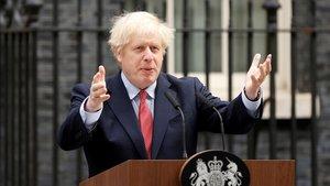 Johnson demana al Regne Unit estar preparat per a un 'brexit' sense acord