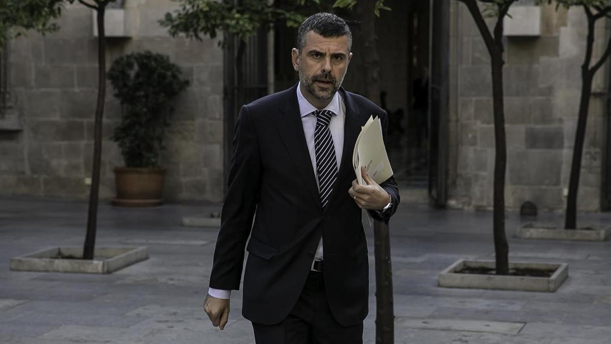 Vila se postula como candidato del PDeCAT
