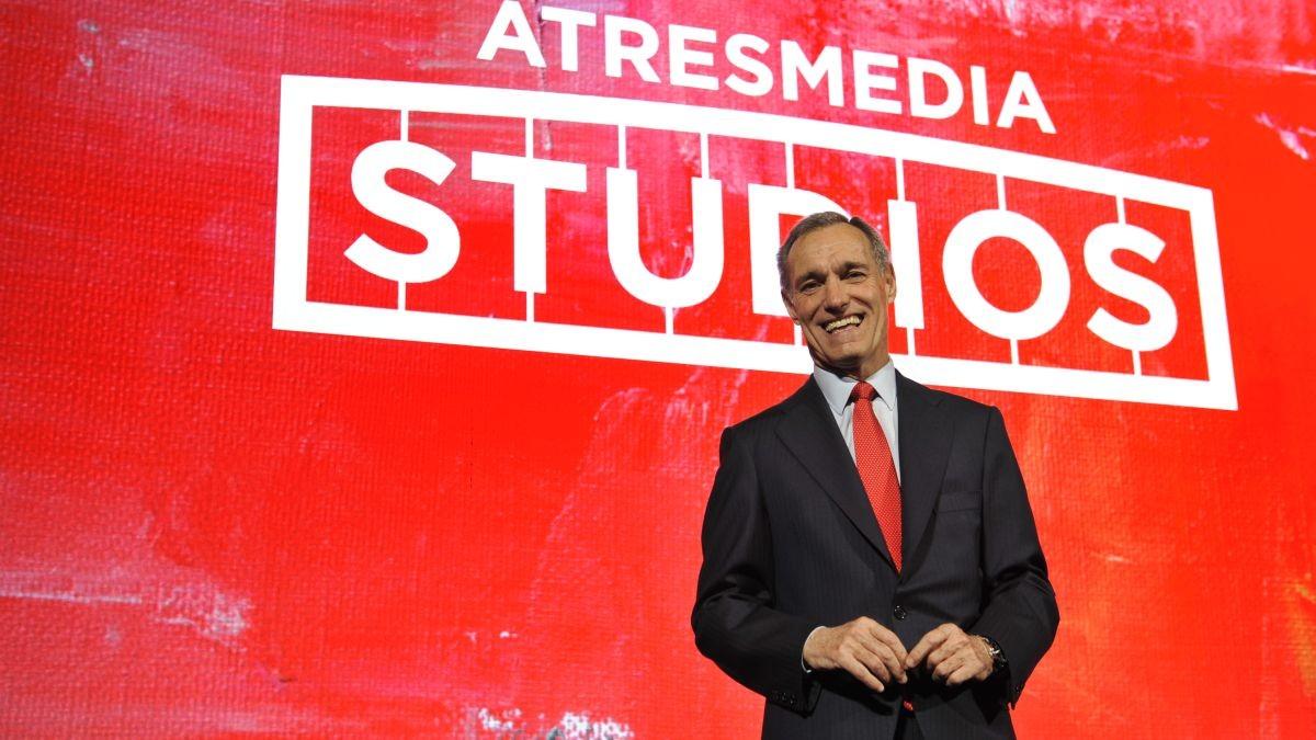 Silvio González, consejero delegado de Atresmedia