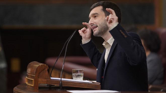 Pablo Bustinduy renuncia com a candidat de Podem a les europees