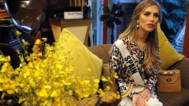 Ángela Ponce, primera concursante que pone voz a la comunidad trans en Miss Universo.