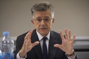 Antoni Zabalza, presidente y consejero delegado de Ercros.