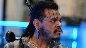 Armando Guevara, tatuador de 'Andromeda Studio 33'.