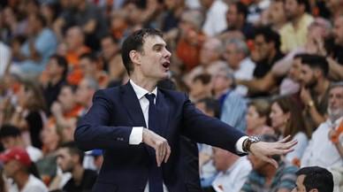 Bartzokas, despedido del Barça de baloncesto