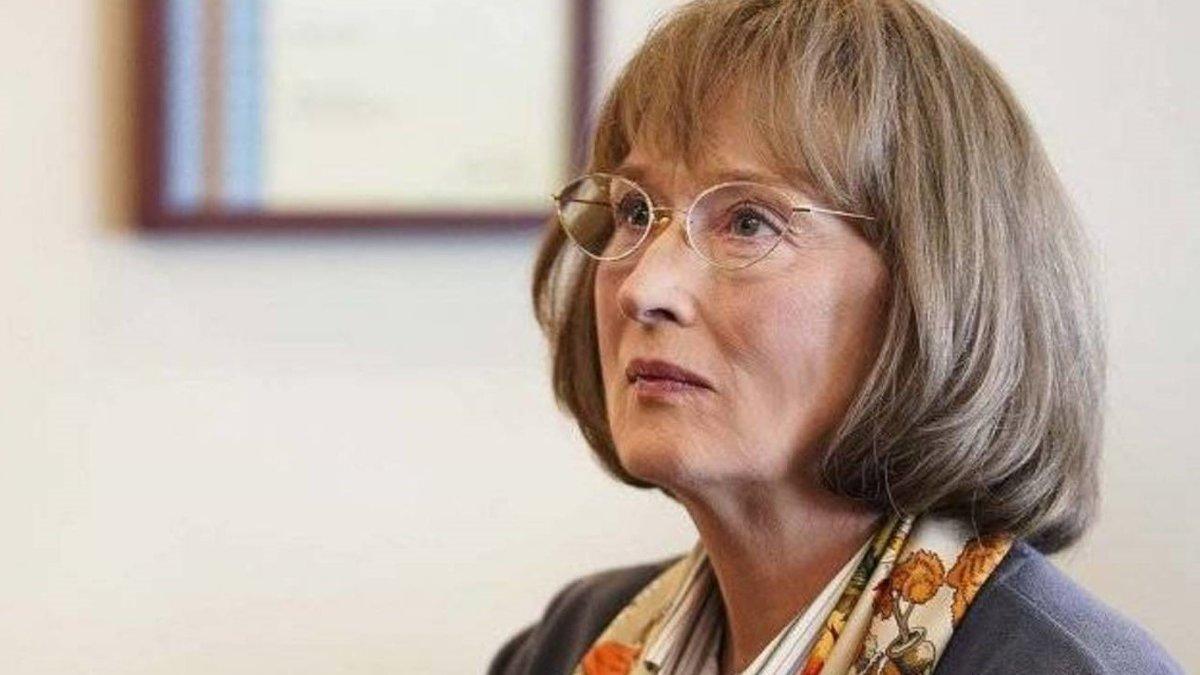 Meryl Streep no és cap nouvinguda (a la tele)