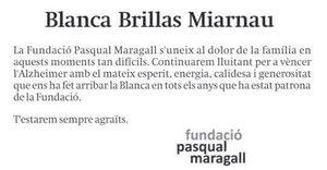 Blanca Brillans Miarnau