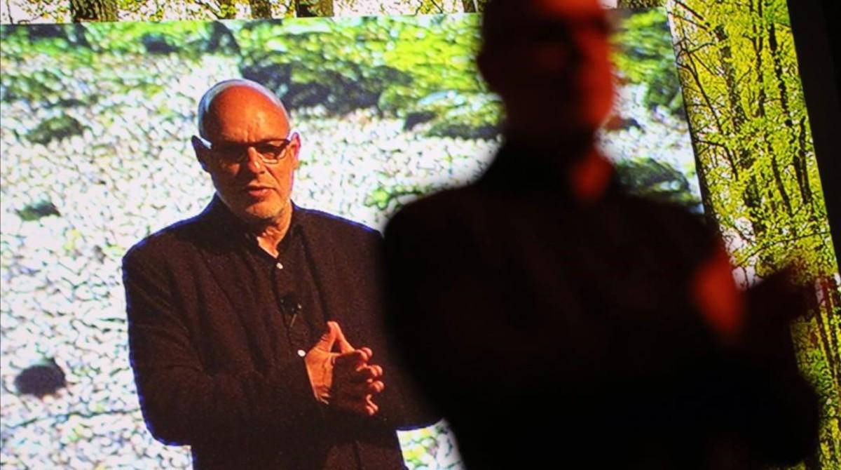 Brian Eno, a favor de la cultura