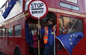 Si bien el Reino Unido tiene previsto abandonar la UE el 29 de marzo.