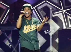 El concert de BrunoMars del 2016, motiu de moltes queixes.