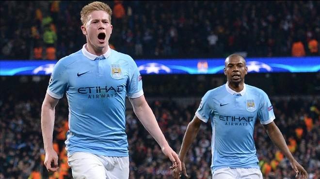 El Manchester City aviva su sueño en la Champions a costa del PSG