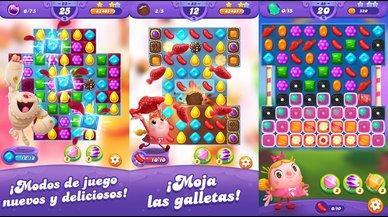 Las mejores aplicaciones de la semana: Candy Crush Friends Saga