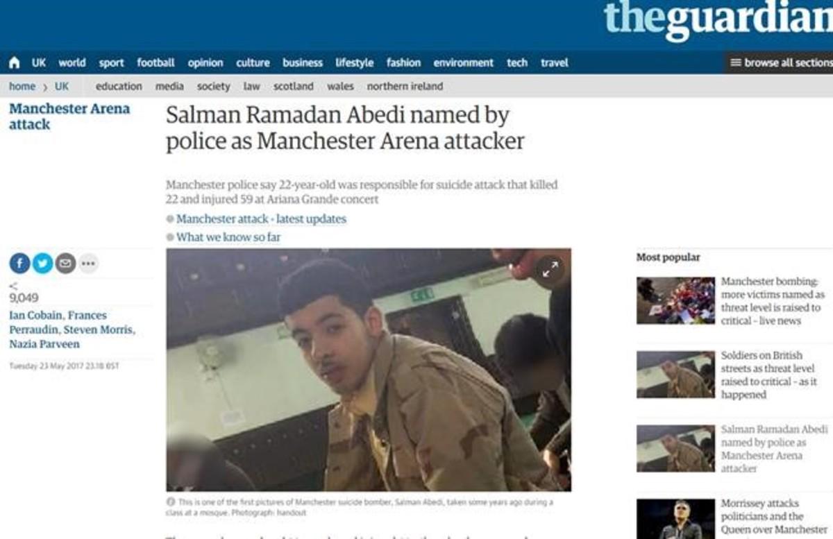 Salman Ramadan Abedi.