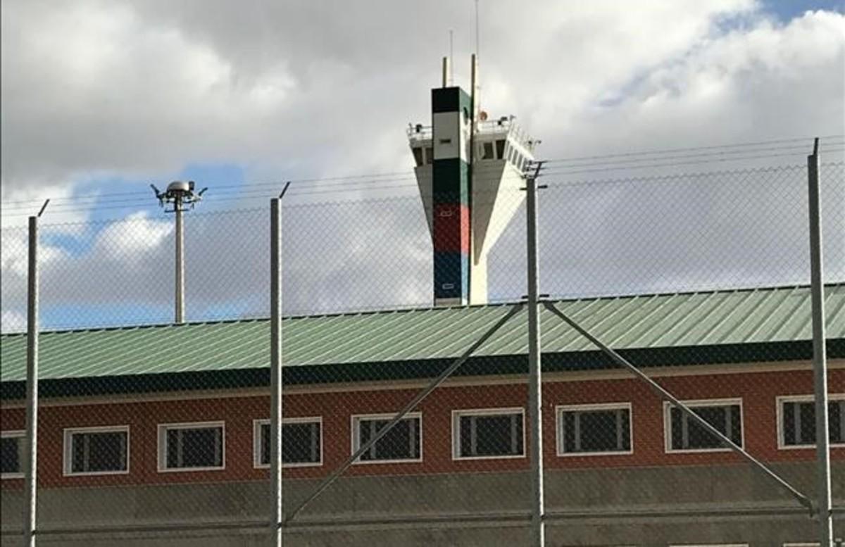 La cárcel de Estremera, en Madrid.