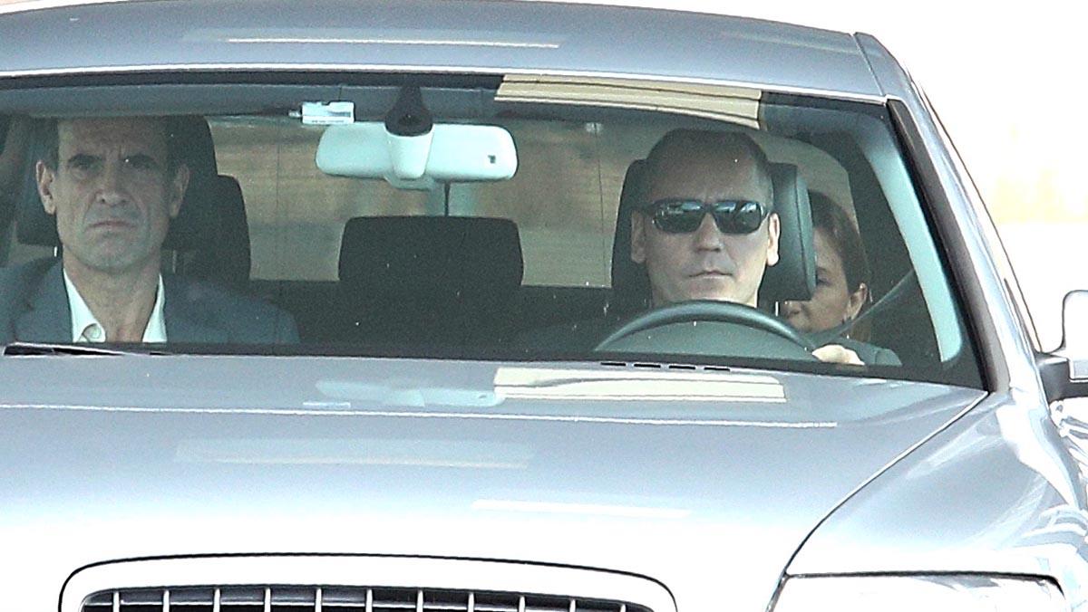 Carme Forcadell surt de la presó després de pagar una fiança de 150.000 euros