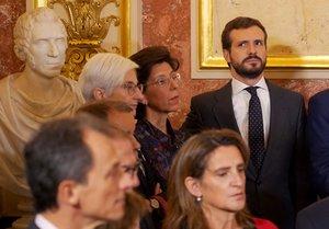 El malson de Casado: que Sánchez aconsegueixi el 'sí' de Cs