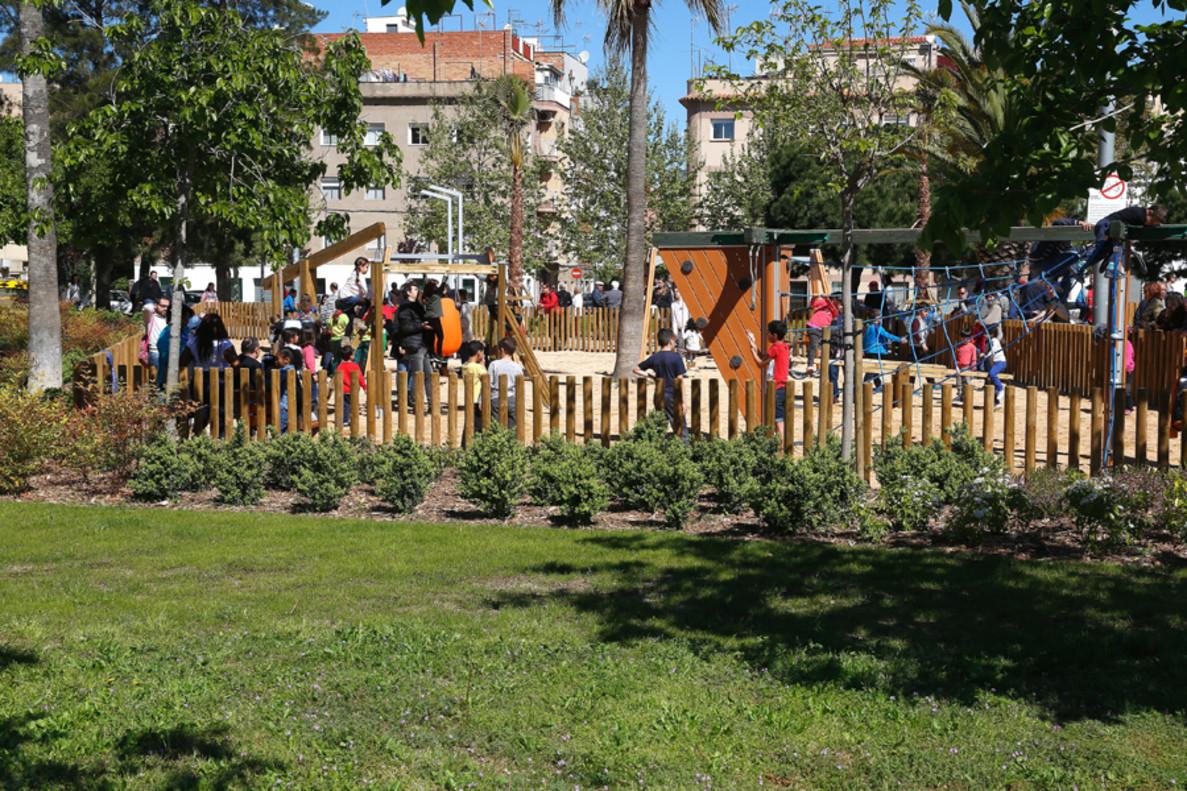 El certamen ha valorado especialmente la naturalización del espacio y la recuperación de zonas de uso ciudadano en Cornellà