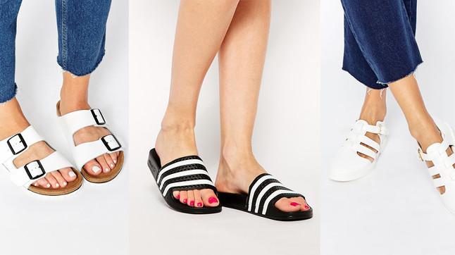 ea0a2e38 Ejemplos de los zapatos ortopédicos disponibles en las zapaterías.