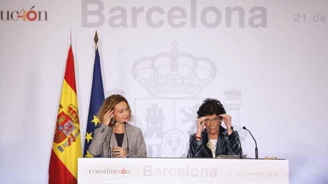 El Gobierno rechaza la condena a muerte de Companys, y bautiza el aeropuerto del Prat como JosepTarradellas.