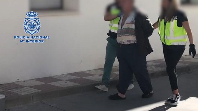 Detenido en Málaga a un pedófilo de 62 años por abusar de siete niñas.