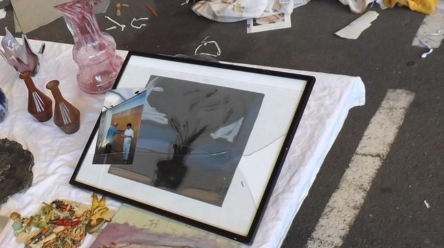 Un dibuix dAlbert-Ràfols Casamada, poc abans de ser venut als Encants.