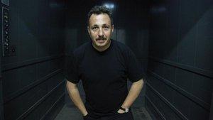 El director barcelonés Sergio Caballero
