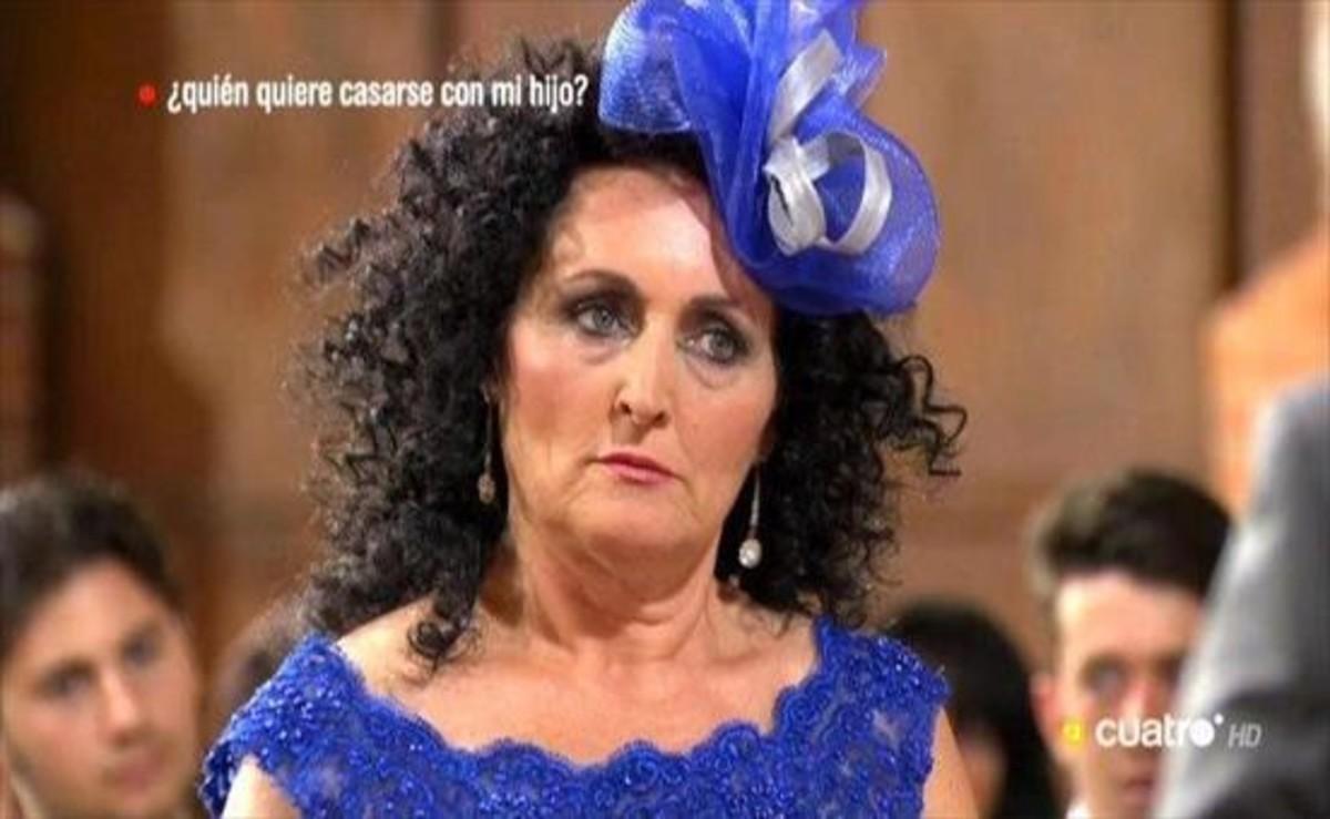 Doña Mari, en ¿Quién quiere casarse con mi hijo? (Cuatro).