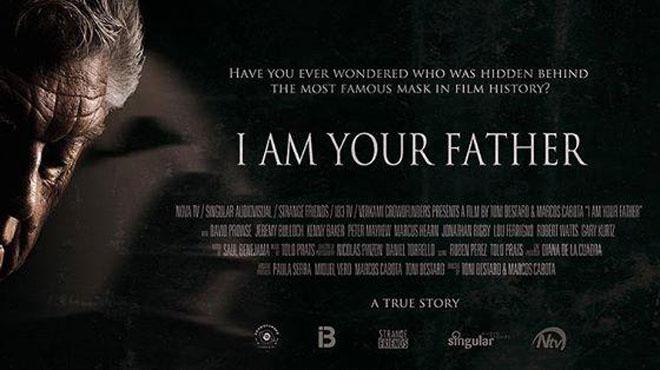 I am your father': David Prowse, la estrella más anónima