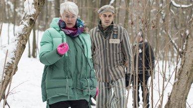 Los secretos del complejo rodaje del drama 'El fotógrafo de Mauthausen'