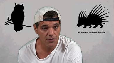 """Frank Cuesta: """"El vídeo del pingüino saltador no tiene ni puta gracia"""""""
