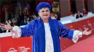 Una foto de Lucía Bosé, el año pasado en el Festival de Roma.