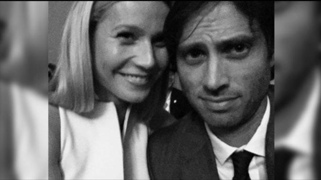 Gwyneth Paltrow y su marido se van a vivir juntos.
