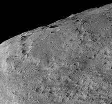 Imagen del diciembre del 2016 del planeta enano Ceres.
